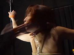 【エロ動画】超スパンキングM 堀口瞳のエロ画像