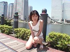 [露出動画]恥悦少女6 沢田まゆみ-画像1