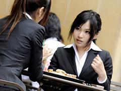 働くオンナ狩り8 【就活リクルーター編】:レ○プ