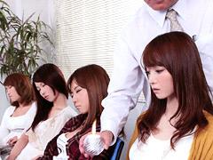 集団催眠 一般女性6名に催眠術をかけたら…