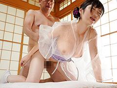 【エロ動画】絶対的下から目線 おもてなし庵 清純小町 藤江史帆14の美人AV女優エロ画像