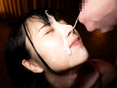 ぶっかけ:顔射の美学 07