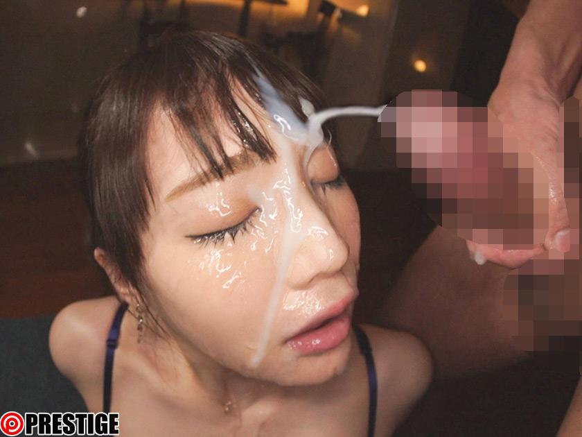 顔射の美学 08
