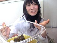 素人ナンパトイレ号がゆく 外伝 東京熟女脱糞8