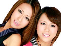 【エロ動画】本物姉妹 相咲マユ 相咲ミサのエロ画像