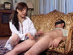 【エロ動画】熟女のまごころ 青山愛の人妻・熟女エロ画像