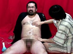 【ゲイ 射精 動画】密室強制射精 vol.1 褌熊たちの性態 シーン3