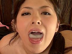 【エロ動画】精液ピンサロ嬢 瀬奈ジュンのエロ画像