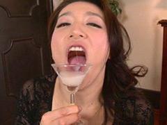 【エロ動画】精液便女 Vol.14 松本まりなのエロ画像