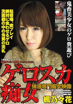 「人間崩壊シリーズ 29 ゲロスカ痴女 楓乃々花」のパッケージ画像