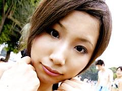 【エロ動画】REAL FILE 松島ちあきのエロ画像