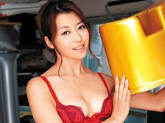【エロ動画】素人限定!一日宅配ソープ嬢 北条麻妃のエロ画像