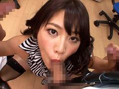 【エロ動画】鬼フェラ地獄14 小早川怜子 春原未来のエロ画像