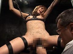 あらきれいこ:SM獄窓の女たち 囚われの肉魔3
