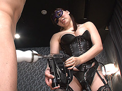 M男殺しの超絶淫語痴女テクニシャン星野あきら3