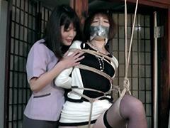 【エロ動画】隷嬢悶縛 終わりなき苦悩 Bondagette Hana in Distressのエロ画像