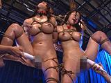 性器丸出し羞恥ホールド 玩具責めでイキ狂う女たち2 【DUGA】