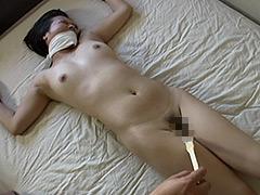 【エロ動画】筆責め2のエロ画像