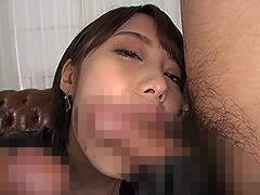 【エロ動画】ちんシャブ大好き女 川菜美鈴のエロ画像