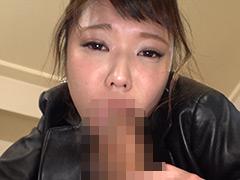 【エロ動画】ちんシャブ大好き女 川越ゆいの淫乱な痴女エロ画像