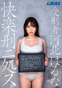 【凌辱動画】冤罪で快楽刑を執行された女が拘束されたままイラマチオ調教や玩具調教され最後は輪姦!河北はるな