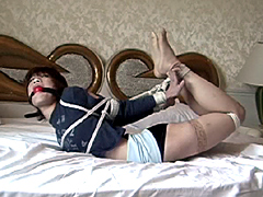 緊縛:ミニスカート・ボンデージ4
