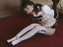 愛(いと)しの靴下4 オーバーニーソックス・ボンデージ3
