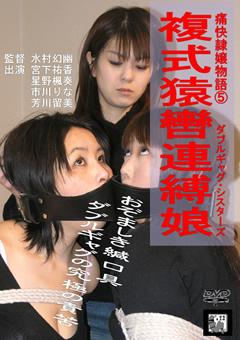 痛快隷嬢物語5 複式猿轡連縛娘