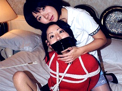 【エロ動画】原作版 女流写真家律子 緊縛蒐集春花乃巻 DISC1のエロ画像