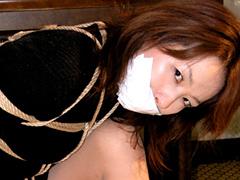 【エロ動画】緊縛と猿轡19 逃げられない!のエロ画像