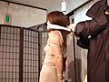 緊縛と猿轡14 縛られた調査員 10