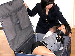 【エロ動画】隷嬢寫眞館写真集 トランクの秘密のエロ画像