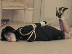 【エロ動画】隷嬢秘縛篇 高月舞子のSM凌辱エロ画像