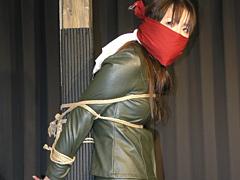 【エロ動画】緊縛隷嬢 菜月綾 第5章のエロ画像