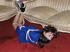 【エロ動画】連れ戻されてのSM凌辱エロ画像