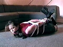 【エロ動画】隷嬢選集 田口エリカ1のSM凌辱エロ画像