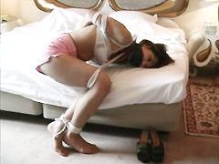 【エロ動画】隷嬢選集 佐伯蘭1のSM凌辱エロ画像