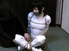 囚われのヒロイン レオタードウーマンの危機
