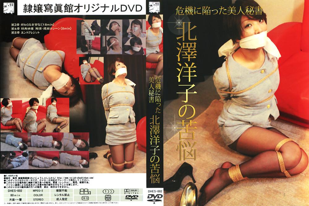危機に陥った美人秘書 北澤洋子の苦悩