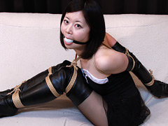 【エロ動画】白井智香 −サイハイブーツの苦悶− 全篇 - 極上SM動画エロス