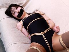 【エロ動画】小口美央 −恥辱の水着− 全篇のSM凌辱エロ画像