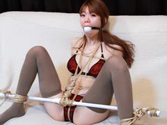 【エロ動画】夏川梨花 −ビキニ娘開脚羞恥− 全篇 - 極上SM動画エロス