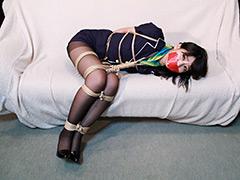 【エロ動画】玉城マイ −奈落へのフライト− 全篇 - 極上SM動画エロス