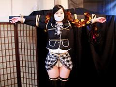 【エロ動画】白井智香 −萬聖節之生贄− 全篇のSM凌辱エロ画像