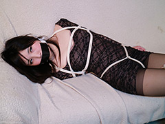 【エロ動画】小口美央 −パーティーの帰り道− 全篇 - 極上SM動画エロス