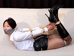 【エロ動画】相田ななこ −罠にはまったヒロイン− 全篇 - 極上SM動画エロス