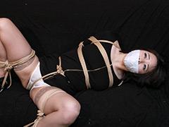 【エロ動画】御池多美子 −緊縛羞恥− 全篇のエロ画像