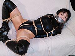 【エロ動画】浅田なぎ −レオタード戦士の苦悶− 全篇のエロ画像