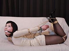 【エロ動画】白井智香 −誘拐された帰り道− 全篇のエロ画像