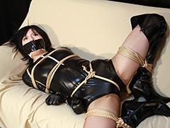 【エロ動画】木崎未晴 −危機に陥った女戦士− 全篇のエロ画像